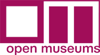 Logo progetto Open Museums