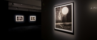 "Virtual Tour mostra ""Paolo Roversi - Studio Luce"""